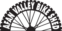 Afan Valley Bike Shed